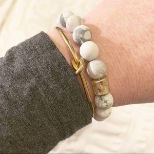 Jewelry - ⭐️SALE⭐️ Semiprecious Stone Bracelet